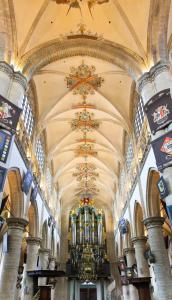 Breda Cathedral and organ